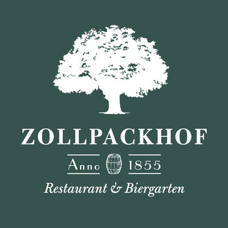 logo van zollpackhof in Berlijn