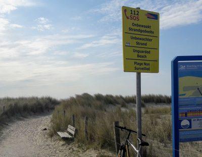 strandslag Camperduin Noord